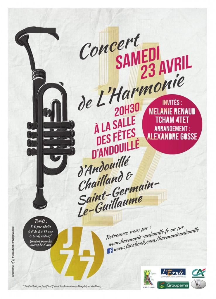 Concert printemps 2016